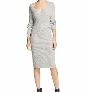 "C/MEO Collective ""Evolution"" Knit Dress in Seafoam"